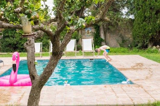 Cal Floi pool