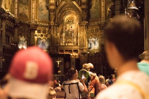 montserrat kyrka