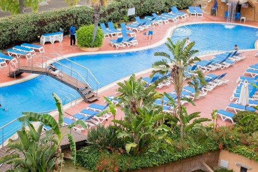 Salou pool